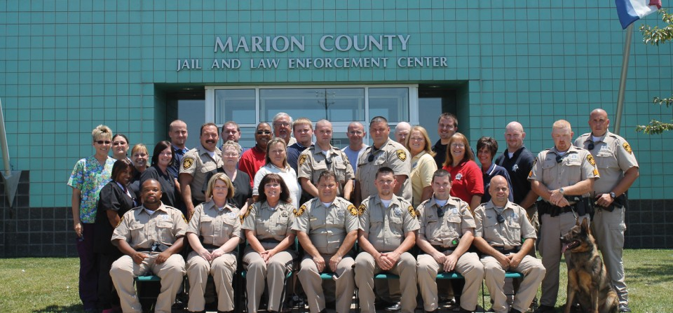 Marion County MO Sheriff's Office